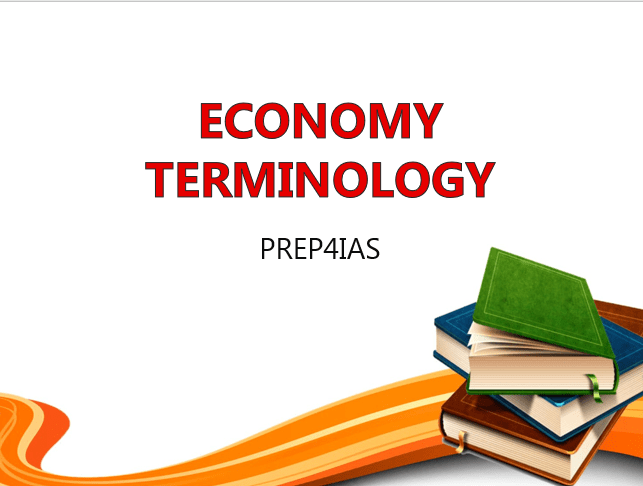 Economy Terms and Terminology