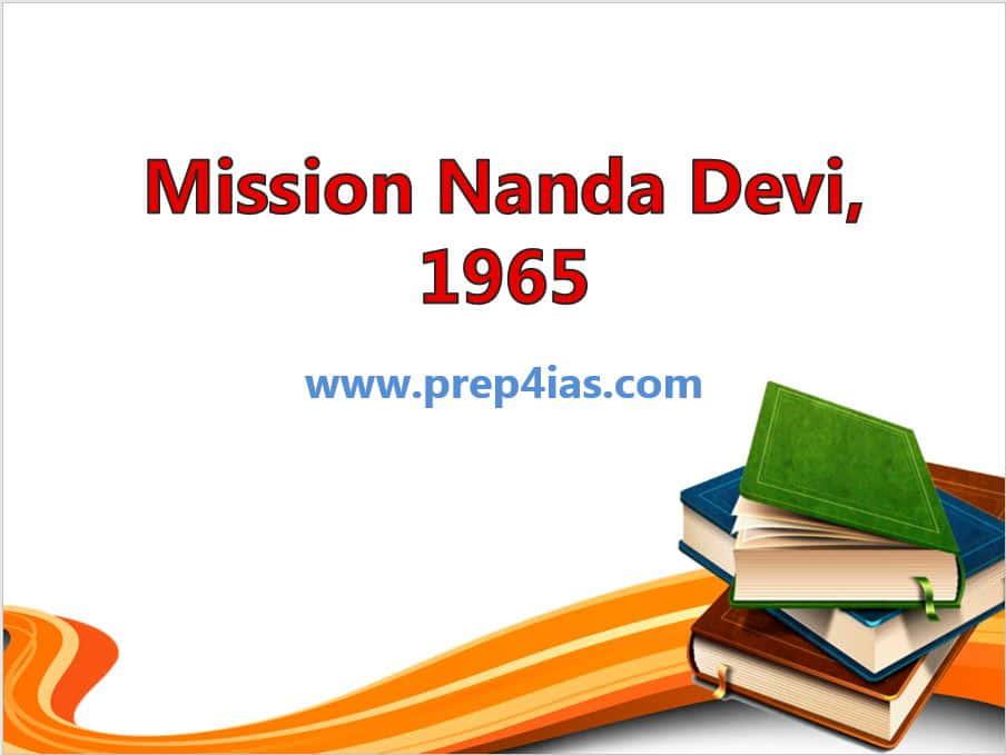 Mission Nanda Devi, 1965 - The Lost Nuclear Device