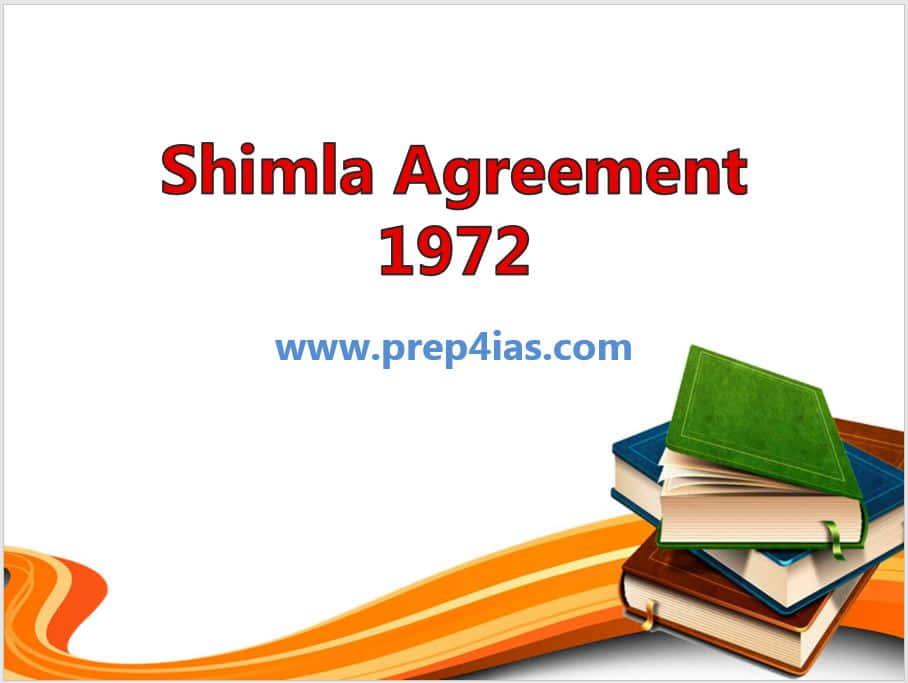 Shimla Agreement 1972: Accord Singed After Bangladesh War,1971