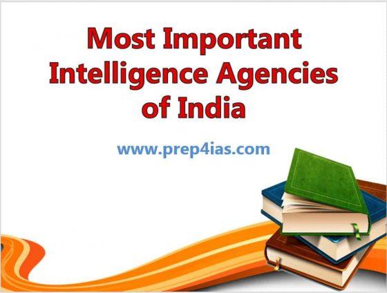 4 Most Important Intelligence Agencies of India | RAW NIA CBI IB