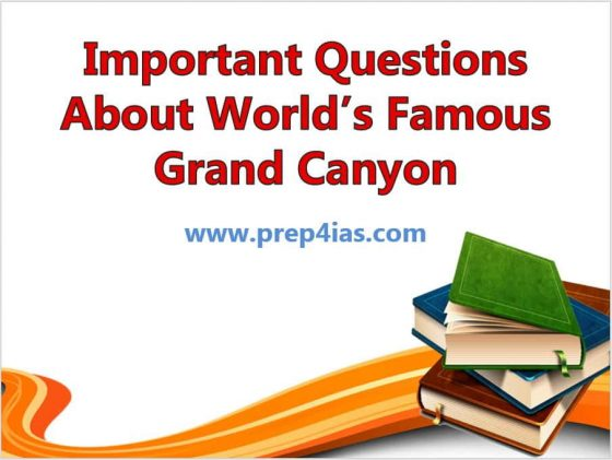 20 Important Questions About World's Famous Grand Canyon